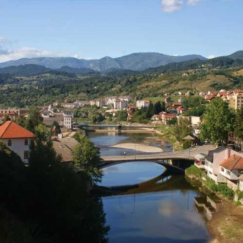 Višegrad/Вишеград