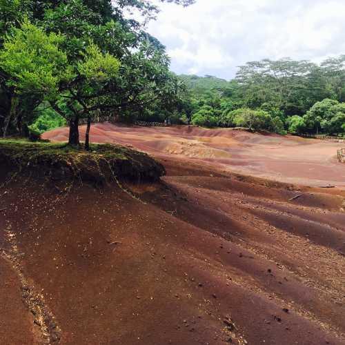 Terres des Sept Couleurs, Mauritius
