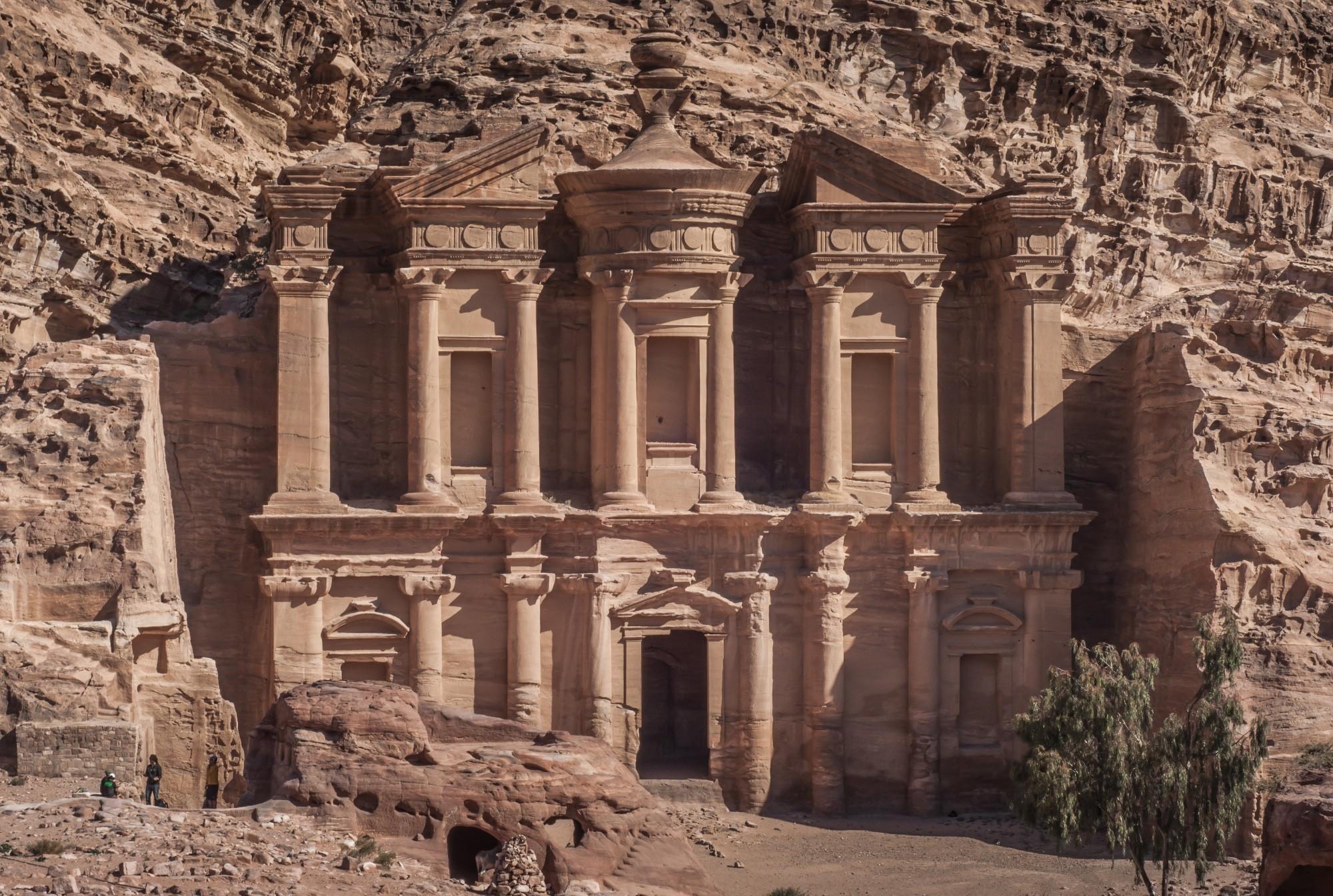 город петра в иордании фото как ботокс являются