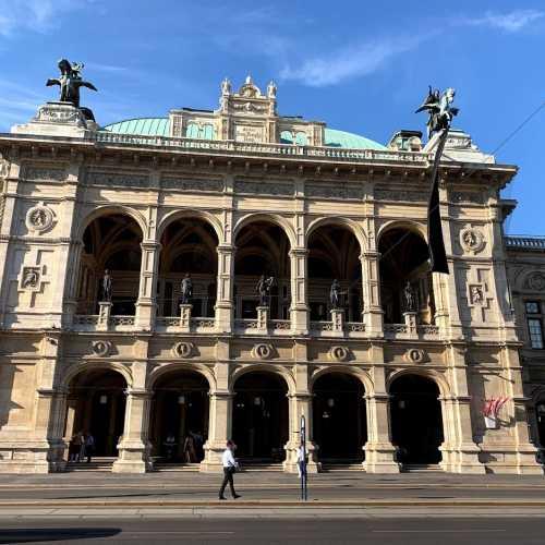 Vienna State Opera, Austria