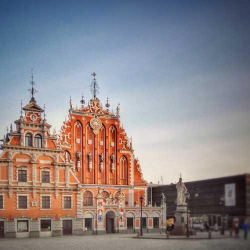 House of the Blackheads, Latvia