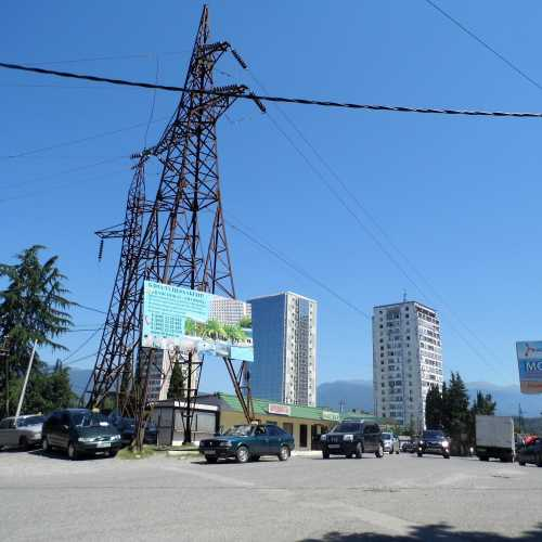 Pitsunda, Abhazia