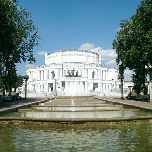 Национальный академический Большой театр балета, Беларусь