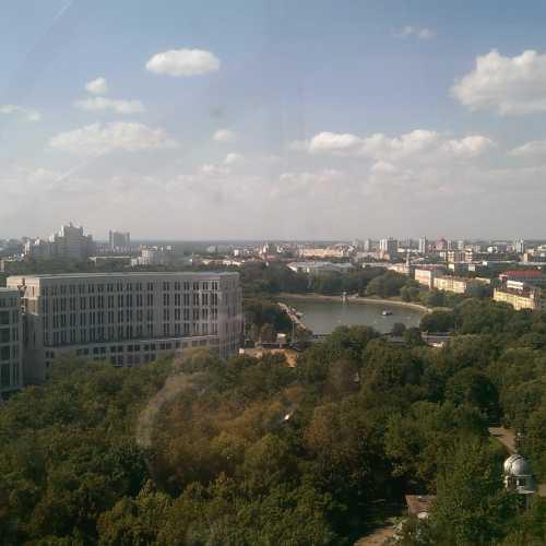 Парк Горького, Беларусь