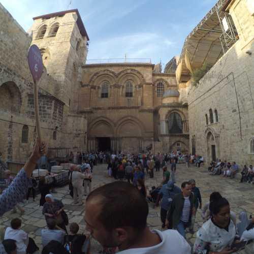 Храм Гроба Господня, Израиль