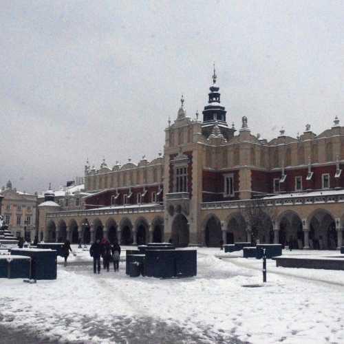Старый город Кракова, Польша