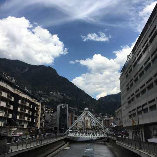 Puente de Paris, Andorra