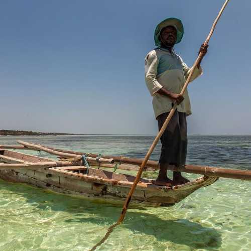 Таксиста водной глади… africa zanzibar island ocean #океан #занзибар #африка