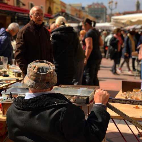 Размеренно текущий будний день Французских пенсионеров))) #франция #ницца #отдых nice france i❤️nice