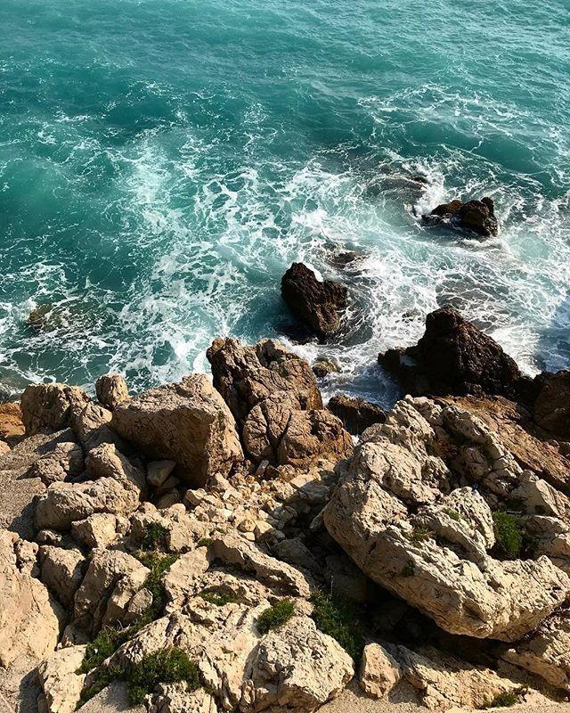 Две стихии #ницца #море #средиземноморье #франция