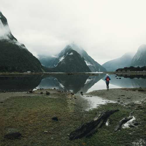 Милфорд-Саунд, Новая Зеландия