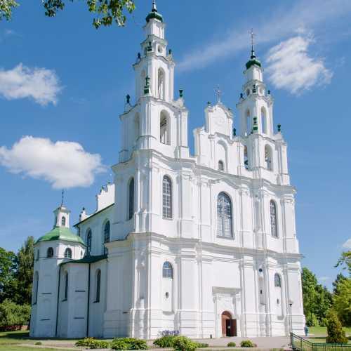Софийский собор. г.Полоцк