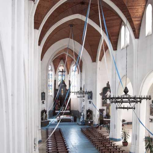 Видзы. Троицкий костел