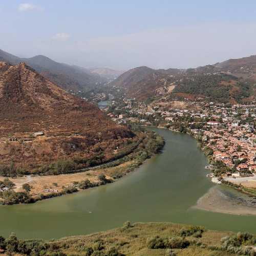 Jvari, Mtshkheta