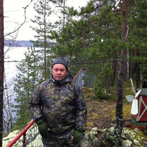 2011. Финляндия. Рыбалка.
