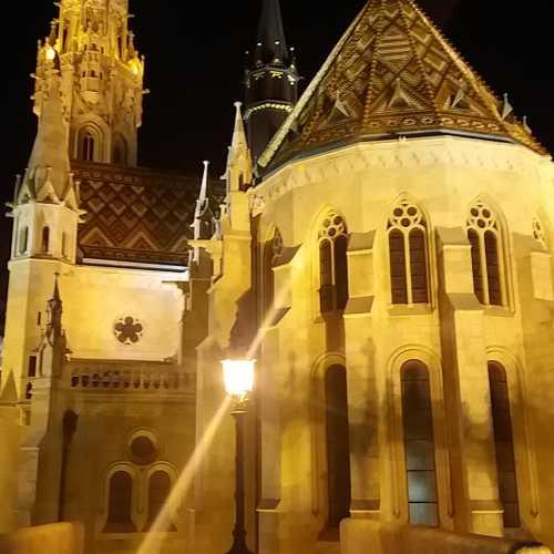 Церковь Св. Матьяша, Венгрия