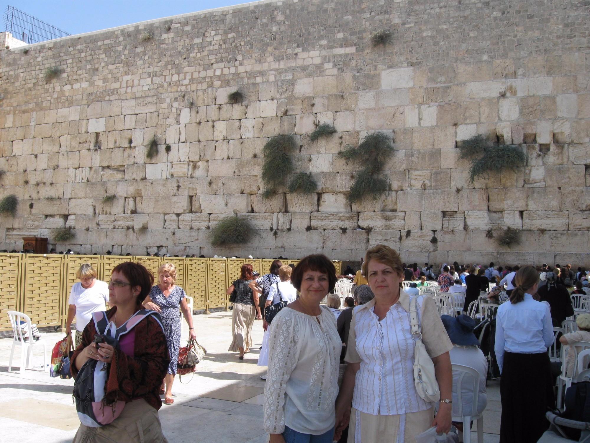 Єрусалим Біля стіни плачу