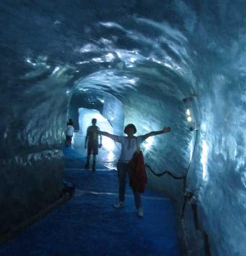 Льодовик Мер-де-глас
