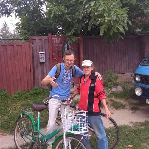 С дядей)