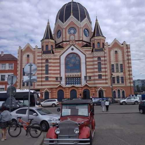Новая либеральная синагога, Russia