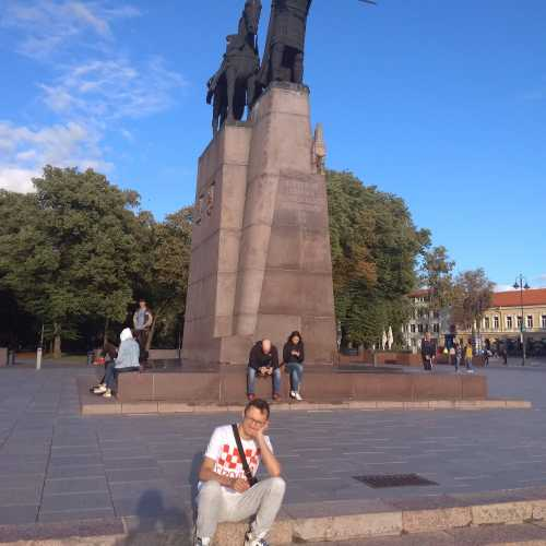 Великий князь Гедимин, Литва
