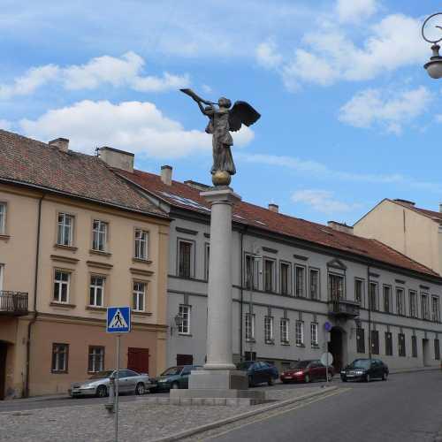 Ужупис, Литва