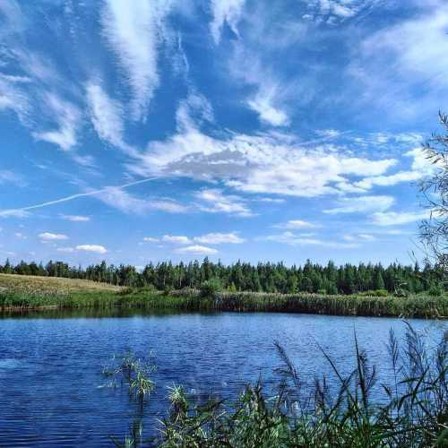 Голубые озёра г.Орёл