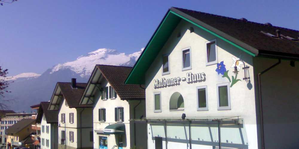 Лихтенштейн фото