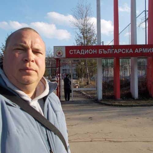 София стадион ЦСКА