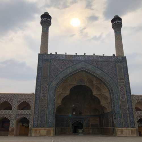Исфахан, Иран
