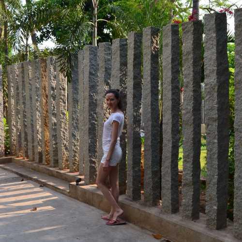 Индия. штат Карнатака. Территория отеля