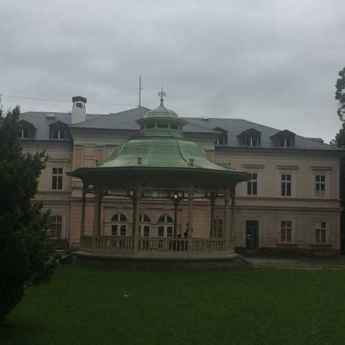 Курорт Билинска киселка, Чехия