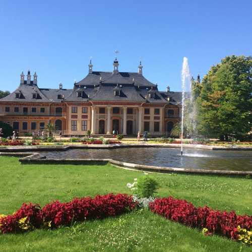 Пилльниц дворцово-парковый ансамбль, Germany