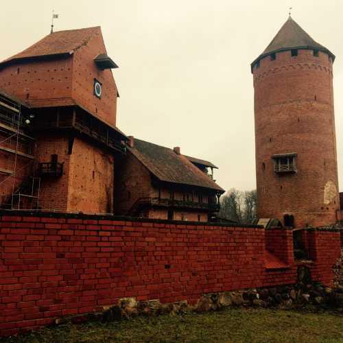 Турайдский замок, Latvia