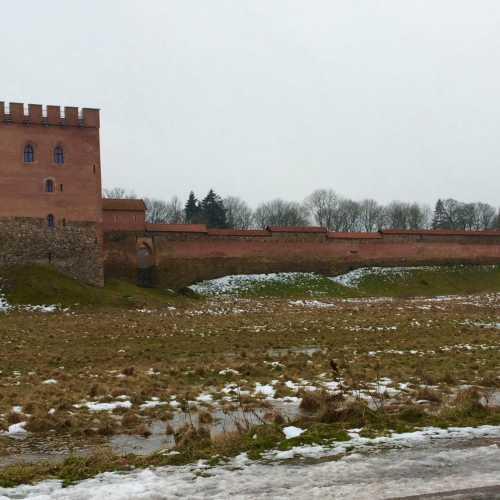 Мядининкайский замок, Литва