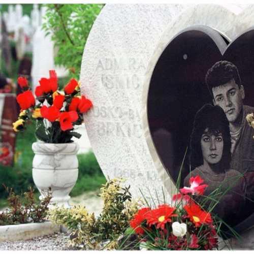 Гробът на Бошко и Адмира