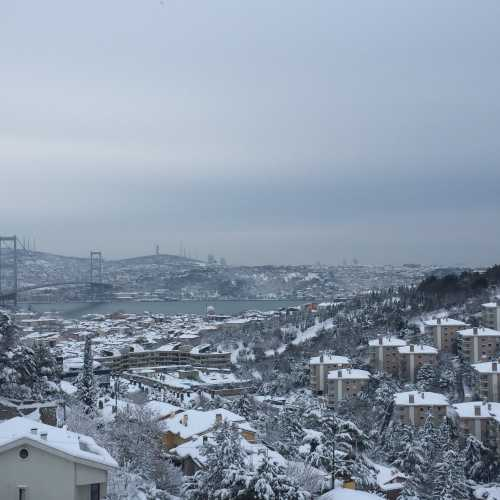 Istanbul in Jan 17