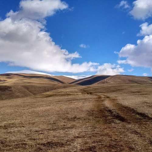 Горы на перевале