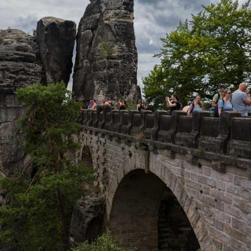 Бастайский мост, Германия