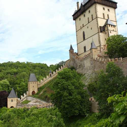 Замок Карлштейн, Czech Republic