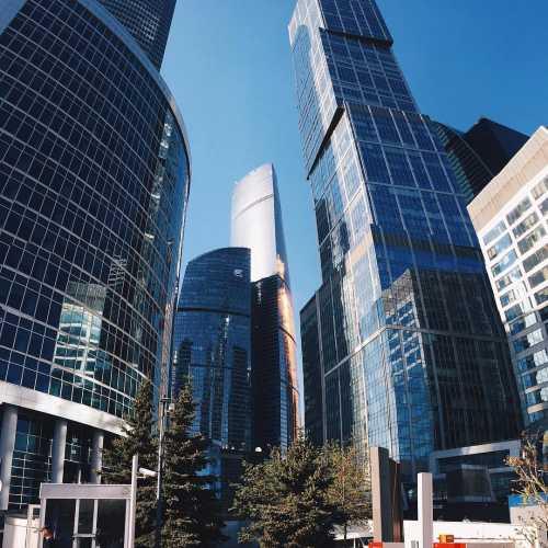 БЦ Москва-Сити, г.Москва