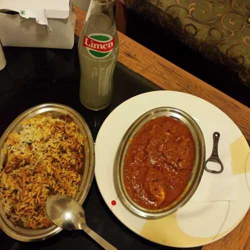 карри, божественная индийская кухня