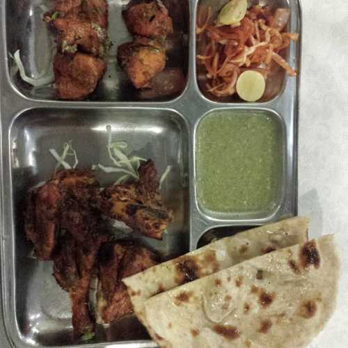 мои супер-0обеды на работе… индийская кухня