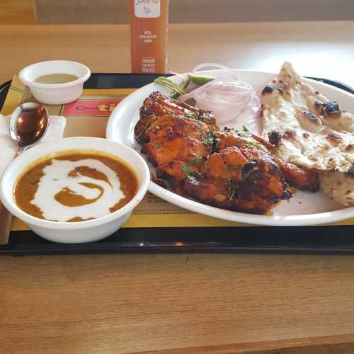 Чикен Тикка, любимая индийская кухня