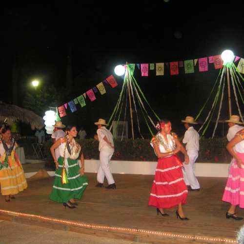 Танцы народов Мексики