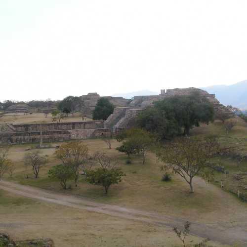 Монте-Альбан, Мексика