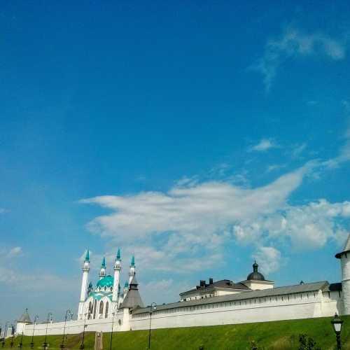 Казанский кремль, Россия