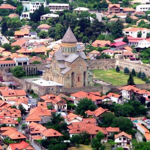Светицховели, Грузия