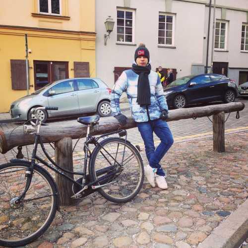 Вильнюс давно хотел посетить и закрыть Прибалтику, город понравился =)