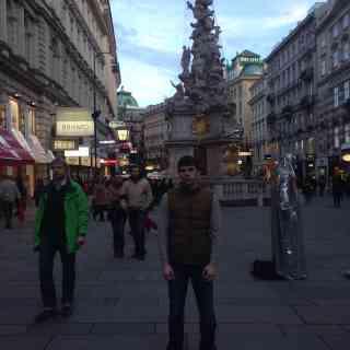 Я в Вене =)